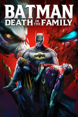 Poster Batman: Death in the Family 2020