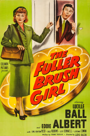 Image The Fuller Brush Girl