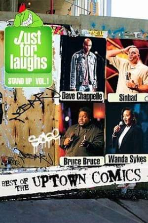 Image Just for Laughs Stand Up, Vol. 1: Best of the Uptown Comics
