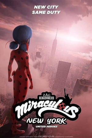 Image Miraculous World : New York – United HeroeZ