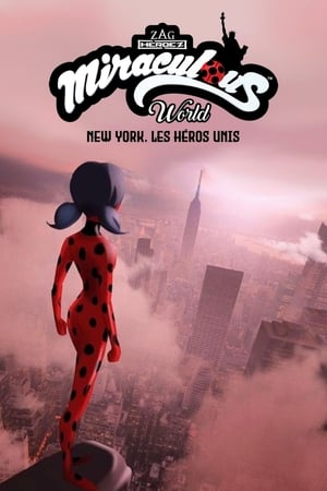 Poster Miraculous World: New York, United HeroeZ 2020