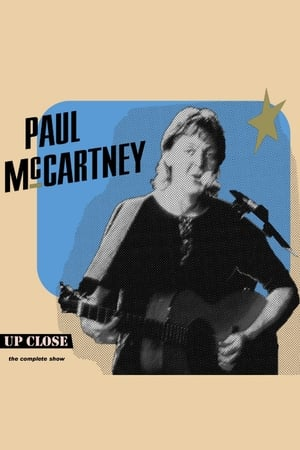 Image Paul McCartney: The Complete Up Close Rehearsal