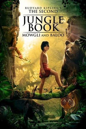 Image The Second Jungle Book: Mowgli & Baloo