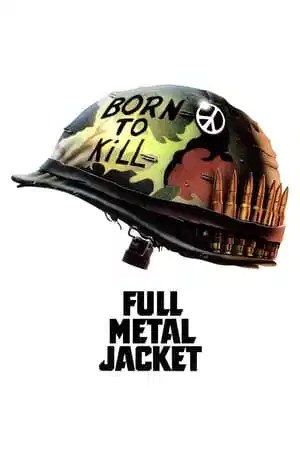 Poster Full Metal Jacket 1987