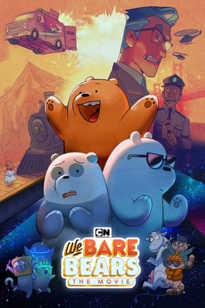 Poster We Bare Bears: The Movie 2020