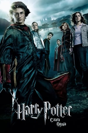 Poster Harry Potter i Czara Ognia 2005