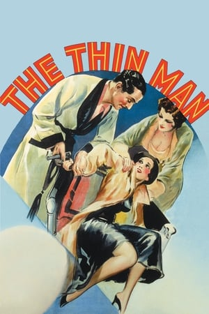 Poster The Thin Man 1934