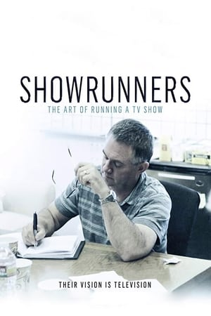 Image Showrunners: The Art of Running a TV Show