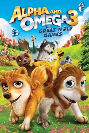 Image Alpha and Omega 3: The Great Wolf Games