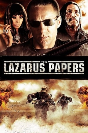 Image The Lazarus Papers