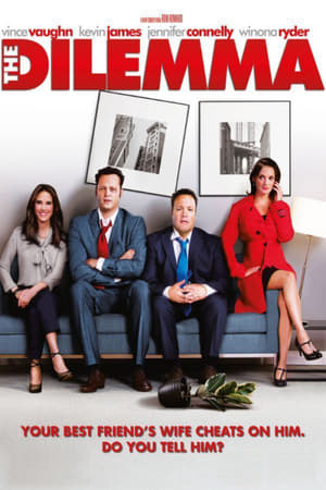 Poster The Dilemma 2011