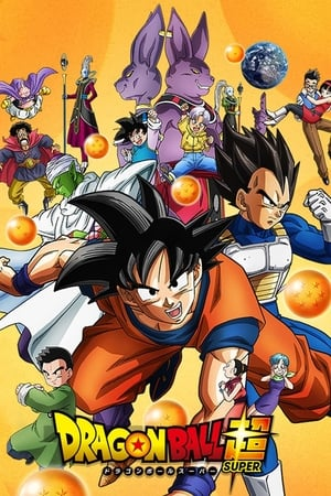 Poster Dragon Ball Super 2015