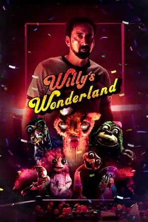 Poster Willy's Wonderland 2021