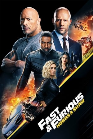 Poster Fast & Furious Presents: Hobbs & Shaw 2019