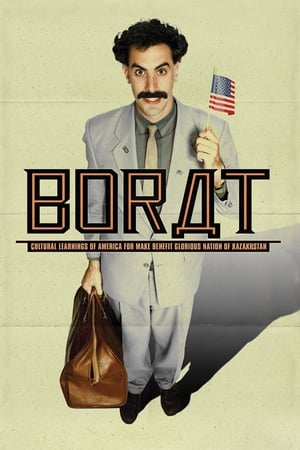 Image Borat: Cultural Learnings of America for Make Benefit Glorious Nation of Kazakhstan