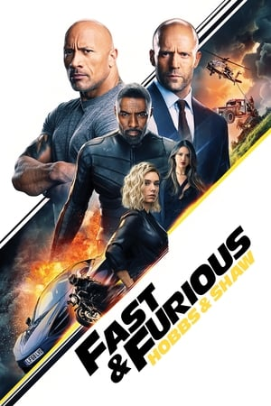 Image Fast & Furious - Hobbs & Shaw