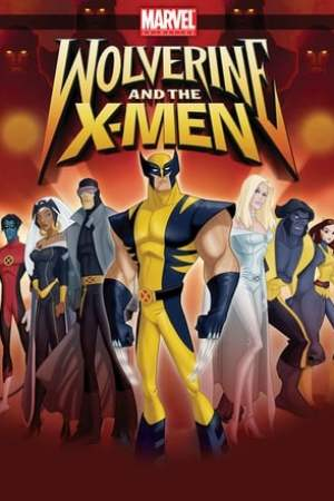 Poster Wolverine and the X-Men 2008