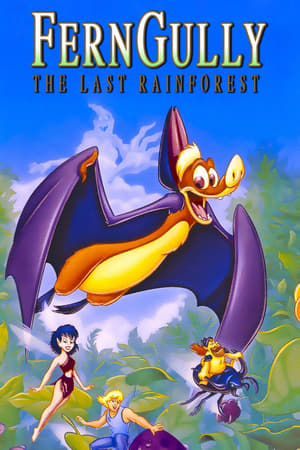 Poster FernGully: The Last Rainforest 1992