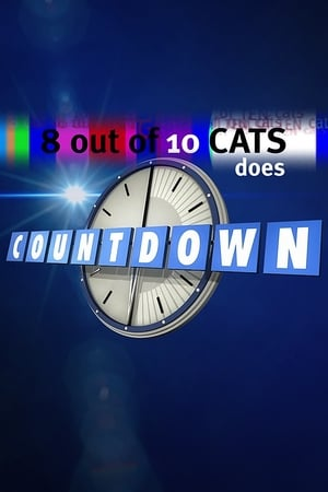 Poster 8 Out of 10 Cats Does Countdown 2013