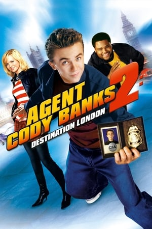 Poster Agent Cody Banks 2: Destination London 2004