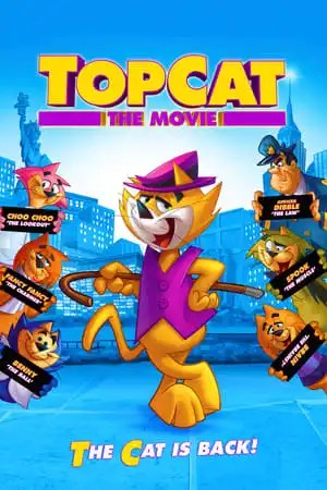 Image Top Cat: The Movie