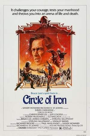 Image Circle of Iron