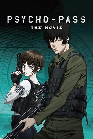 Image Psycho-Pass: The Movie