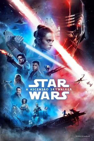 Poster Star Wars: Episódio IX - A Ascensão de Skywalker 2019