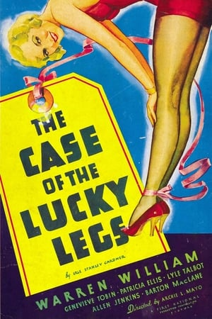 Image The Case of the Lucky Legs