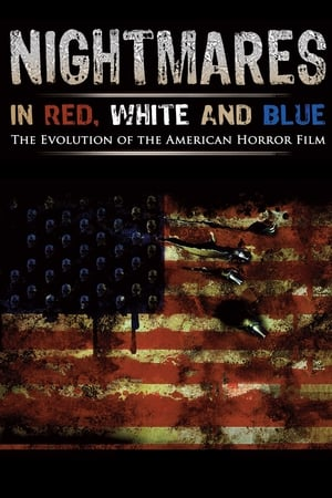 Poster Nightmares in Red, White and Blue 2009