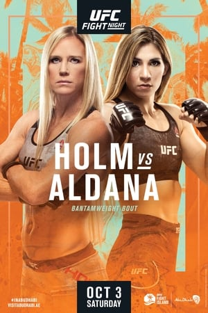 Image UFC on ESPN 16: Holm vs. Aldana