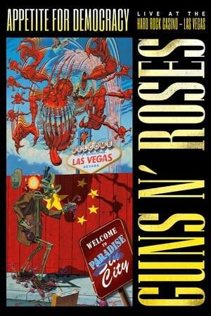 Image Guns N' Roses: Appetite for Democracy