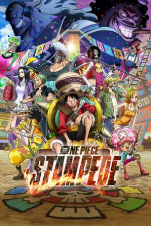 Poster One Piece Stampede 2019