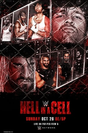 Image WWE Hell In A Cell 2014