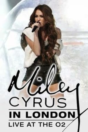 Image Miley Cyrus: Live At the O2