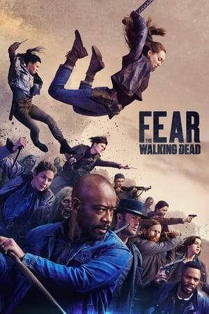 Serie Fear The Walking Dead en streaming