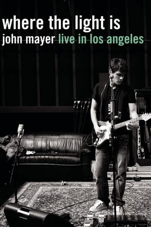 Image John Mayer - Where the Light Is - Live In Los Angeles