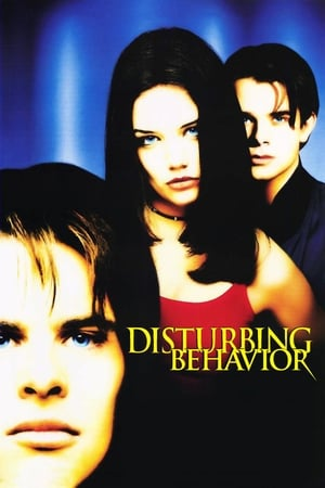 Poster Disturbing Behavior 1998