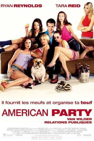 Image American Party - Van Wilder relations publiques