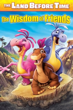 Poster The Land Before Time XIII: The Wisdom of Friends 2007