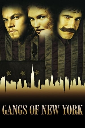 Poster Gangs of New York 2002