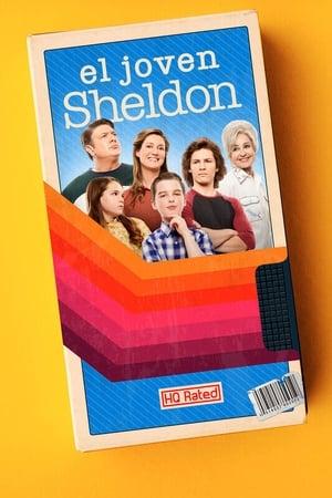 El joven Sheldon: Temporada 5 poster