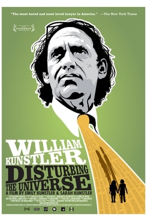 Image William Kunstler: Disturbing the Universe