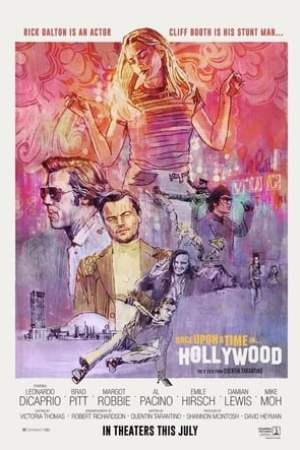 Image ONCE UPON A TIME IN HOLLYWOOD - A Love Letter To Making Movies
