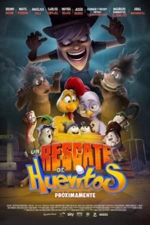 Poster Un Rescate de Huevitos 2021