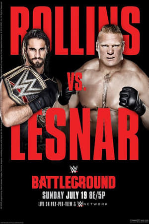 Image WWE Battleground 2015