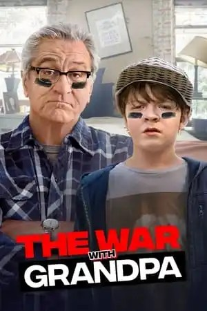 Poster The War with Grandpa 2020