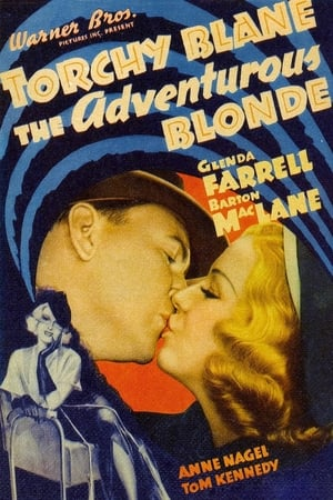 Image The Adventurous Blonde