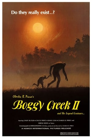 Image Boggy Creek II: And the Legend Continues