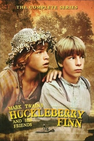 Image Huckleberry Finn and His Friends